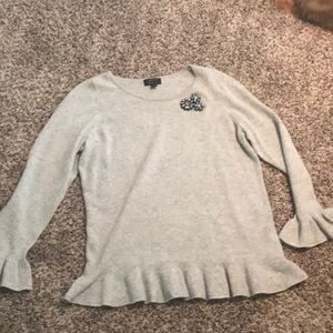 Women's Sweater Cashmere size 1X New